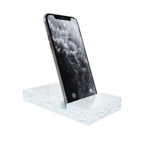 iPhone Smartphone Halter aus recycelten Glasscherben - MAGNA Glaskeramik®