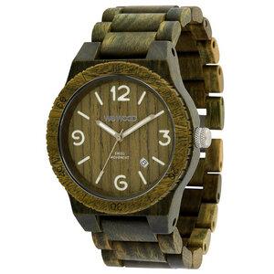 WeWood ALPHA SW Army Armbanduhr aus Holz - Wewood