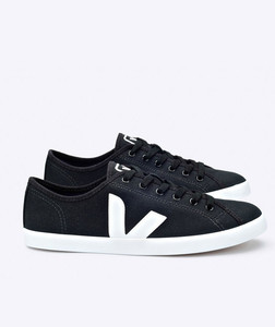 Taua Canvas Black White - Veja