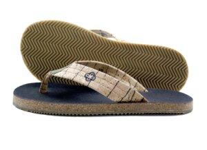 Nachhaltige & biologisch abbaubare Flip Flops aus Kork - Cima Sandals