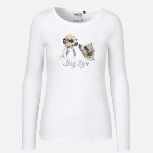 Big Love - Long Sleeve Shirt - Neutral