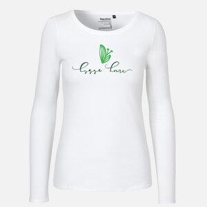 Hygge Lover - Long Sleeve Shirt - Neutral