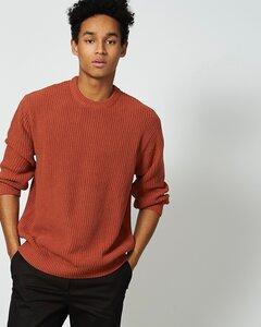 Pullover CALI for MEN grob aus 100% Baumwolle - JAN N JUNE