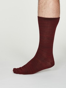 Herren Baumwollsocken Space Dye Luther - Thought
