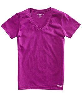 T-Shirt ROMY brombeer - Rühmann & Co.