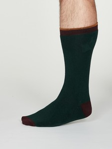 Herren Winter-Baumwollsocken Walker - Thought