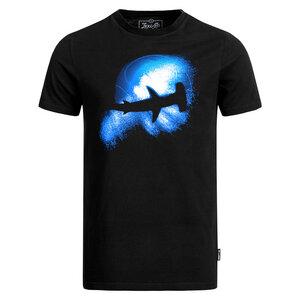 Hammerhead Silhouette T-Shirt Herren - Lexi&Bö