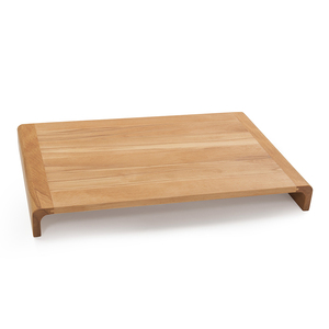 Holz-Tablett NH-U Design Deko-Tablett Laptopunterlage mit Auswahl Holzart Made in Germany - NATUREHOME