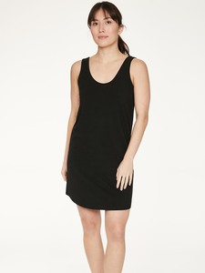 Damen Jersey Slip Dress Leah - Thought