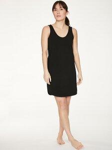 Damen Jersey Slip Dress Leah - Thought