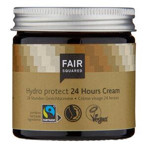 Fair Squared 24 Stunden Creme 50 ml - intensive Gesichtspflege Hydro Care - Fair Squared