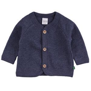 Jacke Merino Wollfleece | Gots | Freds World - Freds World - Green Cotton