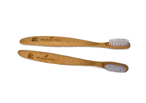 Zahnbürste für Kinder aus Bambus - Ecobamboo