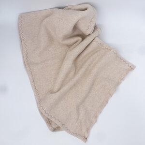 Toller Fleece Schal aus Bio Baumwolle  - Biuwaa