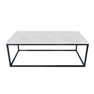 Couchtisch Wohnzimmertisch GÖTEBORG aus nachhaltigem Designmaterial aus Glasabfällen - MAGNA Glaskeramik®