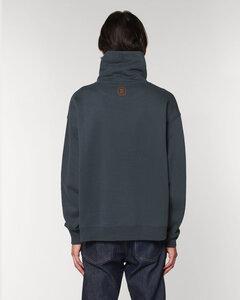 Gemütlicher Rollkragensweater innen flauschig  - Kultgut