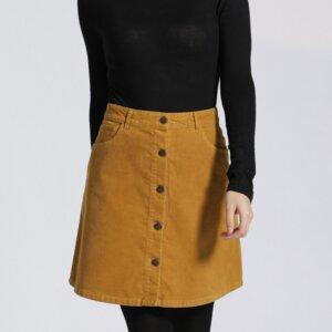 Sonia   A-shape Skirt   Kord - Feuervogl