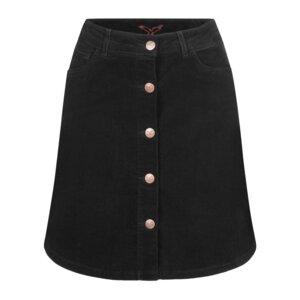 Sonia | A-shape Skirt | Kord - Feuervogl