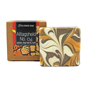 "Naturseife ""Alltagsheld N°4"" - Eve Butterfly Soaps"