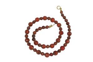 Halskette Keramik KINGDOM - Schönes aus Indochina