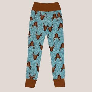Slim-Fit Jogginghose (vegan) mit Taschen, Pyjamahose - pajama-day