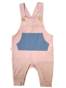 Bio Hose Biobaumwolle Overall Andrea - CORA happywear