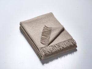 Das Plaid - Merino-Decke 140 cm x 190 cm (850g) - Kaipara - Merino Sportswear