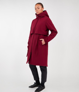 Mantel - Vuono Coat - Makia