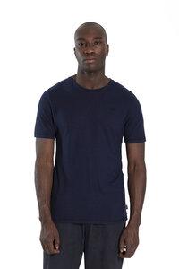 Hanf Embro T-Shirt mit Stick - Cito - MÁ Hemp Wear