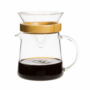 POUR OVER FOR TWO LA 0,5 l - Trendglas Jena