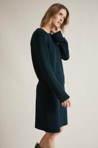 Boxy-Pullover GOTS aus Bio-Baumwolle - LANIUS