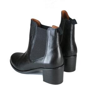 Josette Boots, vegetabil gegerbtes Leder - Ten Points