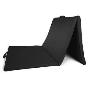 Falt- und Gymnastikmatte 60x180cm aus Wollfilz, Kokos und Baumwolle - EDELKRAFT
