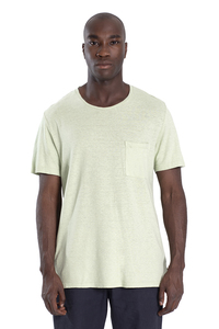 Hanf Breast Pocket T-Shirt – Hovito - MÁ Hemp Wear