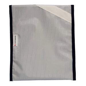Handmade Notebookhülle upcycled aus Hängegleitersegel Segeltuch UNIKAT bis 12 Zoll UNIKAT - Beachbreak