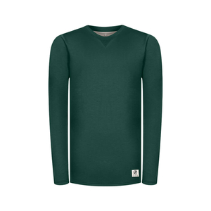 Super Active Sweater Lyocell (TENCEL) Grün - bleed