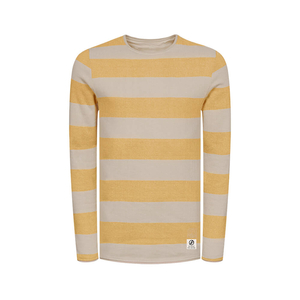 Captains Sweater Gelb - bleed