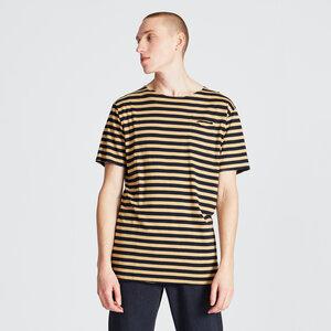 T-Shirt NEW FOUNDLAND aus Lyocell und Bio-Baumwolle  - stoffbruch