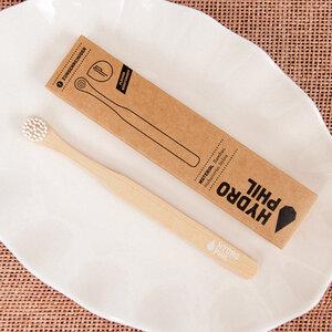 Zungenreiniger aus Bambus | 4erPack - HYDROPHIL