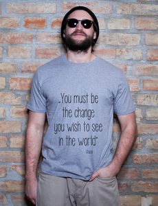 Change T-Shirt - EarthPositive
