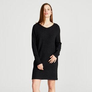 Kleid REBECCA aus recycelter Baumwolle - stoffbruch