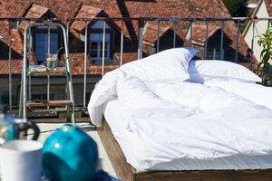 Kissenbezug Baumwolle - Louise 80x80 cm - #lavie