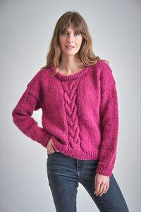 Rosie Hand Knitted Jumper - bibico