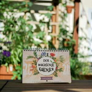 Tausendsassa - Wandkalender zum Einpflanzen - ingegerd Ökolifestyle