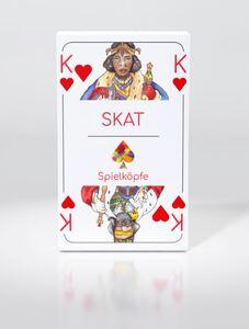 Spielkarten - Skat - Das gendergerechte Kartendeck - Spielköpfe