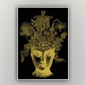 """Viva la Fantasia"" A2 Hand-Siebdruck-Poster  - HANDGEDRUCKT"