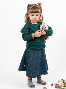 Bio-Baumwolle Agata Rock | Animalier  - CORA happywear