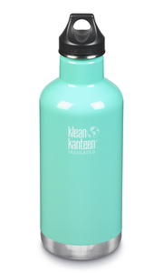 Klean Kanteen Classic Trinkflasche isoliert 946ml mit Loop Cap - Klean Kanteen