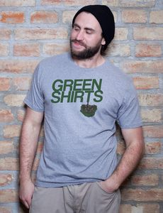 Green Shirts Logo T-Shirt - EarthPositive