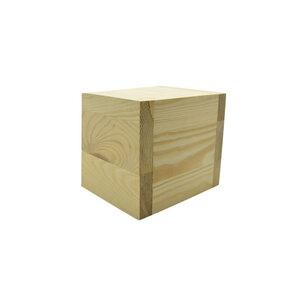 Grundbaustein mit 7 Variationen Holzziegel - Grenzenloses Design mit Kreationen für Outdoor und Indoor - 4betterdays